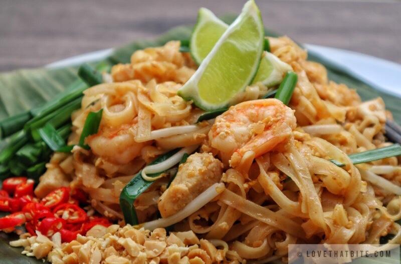 Pad thai thai stir fry lovethatbite pad thai thai stir fry forumfinder Choice Image