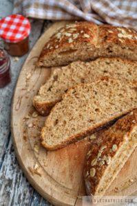 soda, bread, traditional, Irish, Ireland, recipe, grandmother, easy, baking quick, jam, authentic, fluffy, fresh