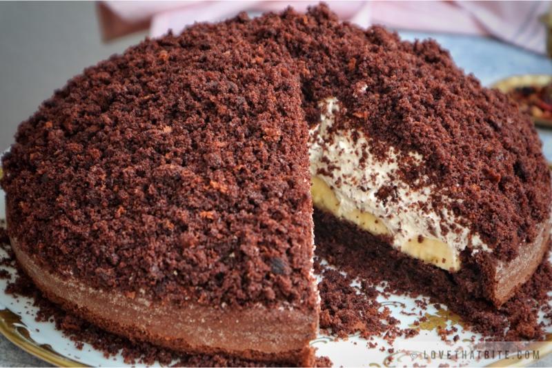 German Mole Cake – Maulwurfkuchen